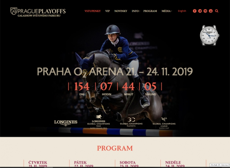 Web pro Prague Play Offs